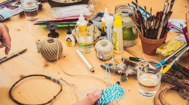 Workshops og værksteder gør dig bedre til at lave kunst